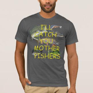 Chemise de pêche t-shirt