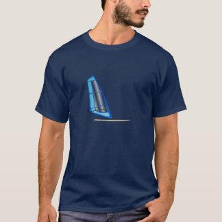 Chemise de planche à voile t-shirt