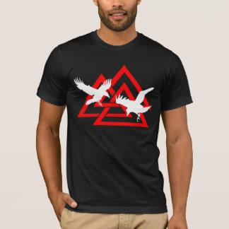 Chemise de Ravens Valknut T-shirt