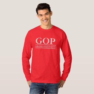 Chemise de républicain de GOP T-shirt
