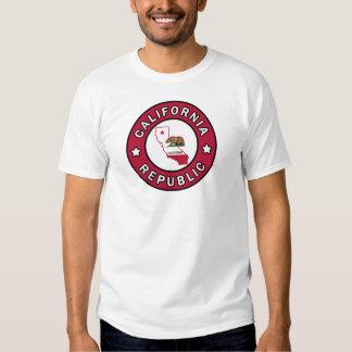 Chemise de République de la Californie T-shirt