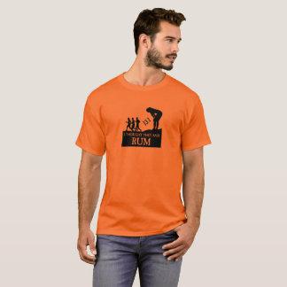 Chemise de rhum t-shirt