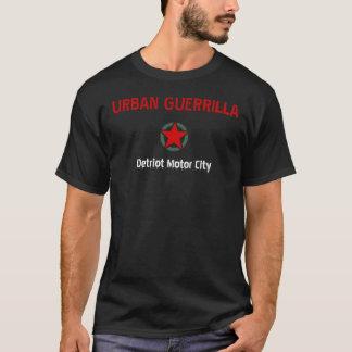 """Chemise de """"série de guérillero des villes"""" de t-shirt"""