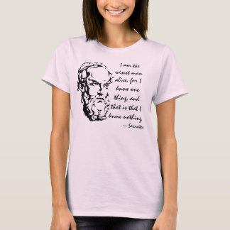 Chemise de Socrates T-shirt