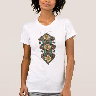 Chemise de sports sans manche ukrainienne t-shirts