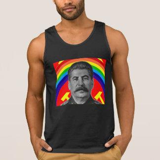 Chemise de Stalin d'arc-en-ciel