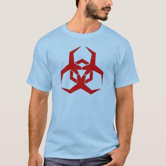 Chemise de symbole de risque de logiciel t-shirt