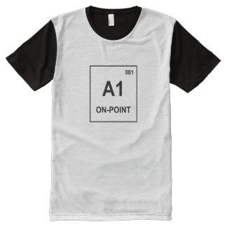 Chemise de Tableau périodique - sur le point pour T-shirt Tout Imprimé