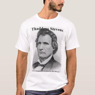 Chemise de Thaddeus Stevens avec la citation T-shirt