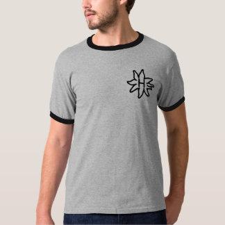 Chemise de ton de Haflinger deux T-shirt