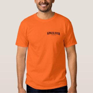 Chemise de travail de jeunes hommes t-shirt