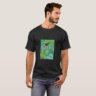 Chemise de trésor de sirène t-shirt