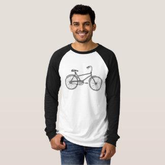 Chemise de vélo - hommes t-shirt