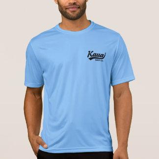 """Chemise de Wicking d'humidité de """"océan"""" du surf T-shirt"""