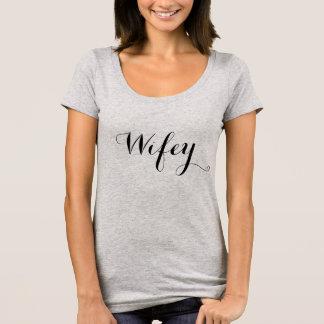 Chemise de Wifey T-shirt