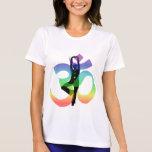 Chemise de yoga de Namaste T-shirt