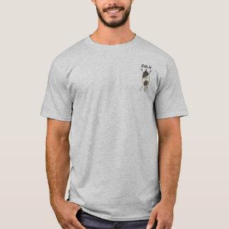 Chemise de zoulou de Chaka T-shirt