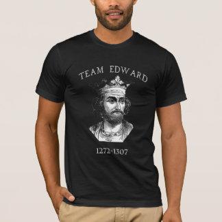 Chemise d'Edouard LongShanks d'équipe T-shirt