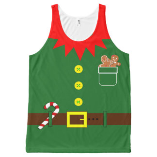 Chemise d'Elf de Noël - copie de vacances partout Bannières