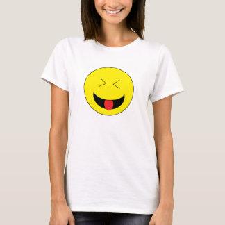 Chemise d'Emoji des femmes T-shirt