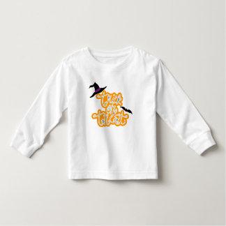 Chemise d'enfant en bas âge de des bonbons ou un t-shirt pour les tous petits