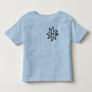 Chemise d'enfant en bas âge de Haflinger T-shirts