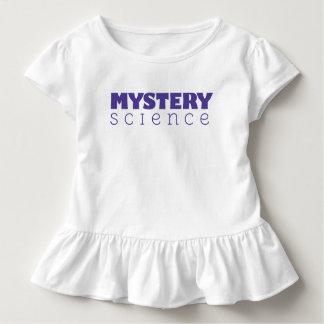 Chemise d'enfant en bas âge hérissée par Science T-shirt Pour Les Tous Petits