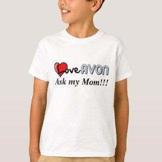 Chemise d'enfants d'AVON T-shirt
