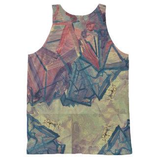 Chemise d'escalade de roche bannières