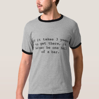 Chemise d'examen du barreau d'avocat t-shirt