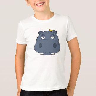 Chemise d'hippopotame t-shirt