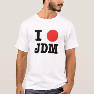 Chemise d'I [Sun] JDM T-shirt