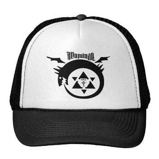 Chemise d'Illuminati Casquette