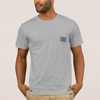 Chemise d'initiative de l'eau propre de l'analyse t-shirt
