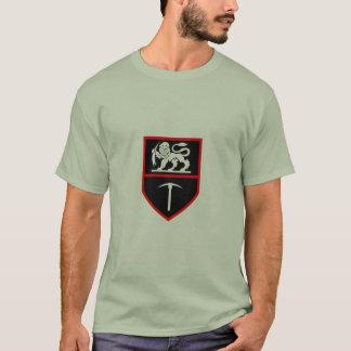 Chemise d'insignes d'armée de Rhodesian T-shirt