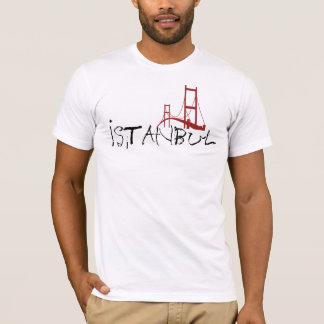Chemise d'Istanbul T-shirt