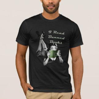 Chemise d'obscurité de livres interdits t-shirt