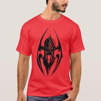 CHEMISE d'OBSCURITÉ foncée de crête de convoitise T-shirt