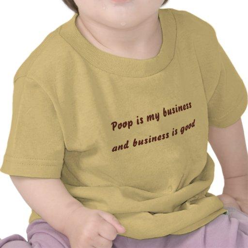 Chemise drôle de bébé t-shirts