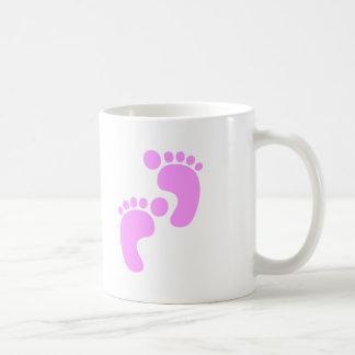 Chemise drôle de pas doux mignons mug