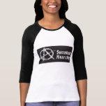 Chemise du base-ball des femmes succulentes t-shirt