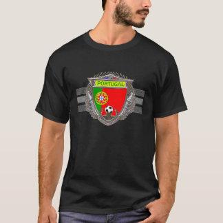 Chemise du football du Portugal T-shirt