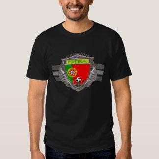 Chemise du football du Portugal T-shirts