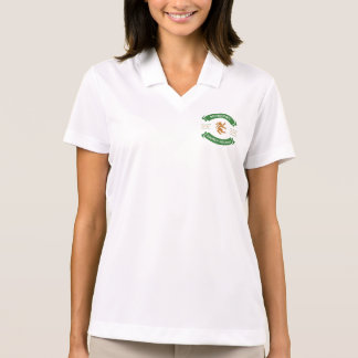 Chemise du golf des femmes polo