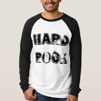 "Chemise du ""hard rock"" des hommes t-shirts"