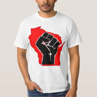 Chemise du Wisconsin T-shirt