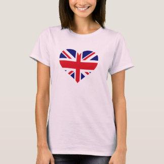 Chemise d'Union Jack T-shirt