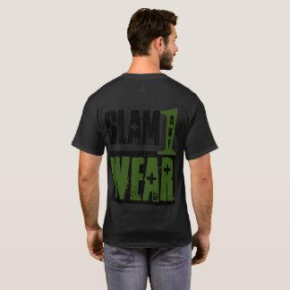 Chemise d'USAGE du CLAQUEMENT UN T-shirt