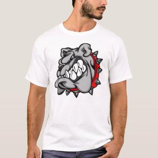 Chemise effrayante de bouledogue t-shirt