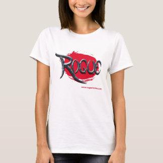Chemise escroc du logo des femmes (tous les t-shirt